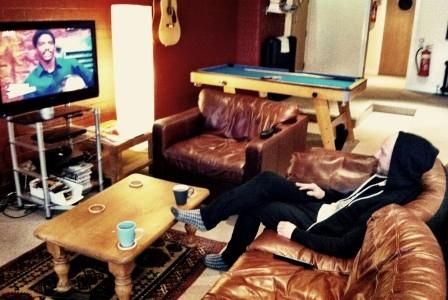 McKeegan drops into a daytime TV wormhole
