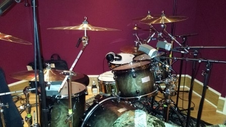 Front of the kit