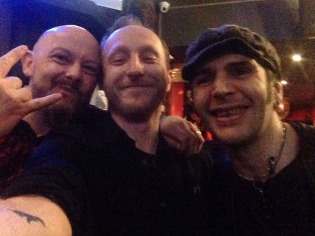 McKeegan,Magee & McCormack-bassists united!